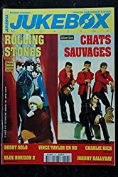 JUKEBOX 97 * 1995 * ROLLING STONES CHATS SAUVAGES VINCE TAYLOR HALLYDAY