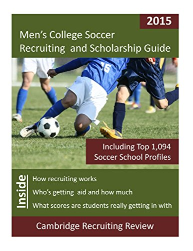 Men's College Soccer Recruiting and Scholarship Guide