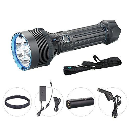Olight X9R Marauder 25000 Lumen Torcia LED Ultra...