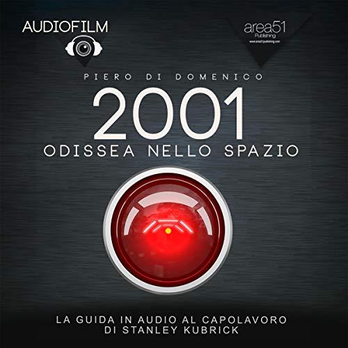 2001 Odissea nello spazio copertina