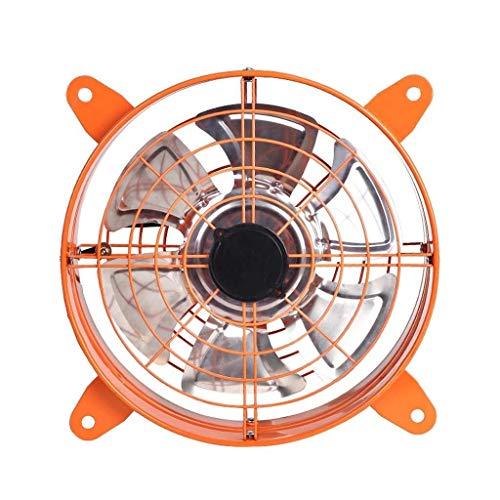 ASYCUI Ventilatie Extractor Premium Extractor Fans Low Noise Wand Raamtype ventilator voor WC keuken badkamer, huishouden ventilatie ventilator