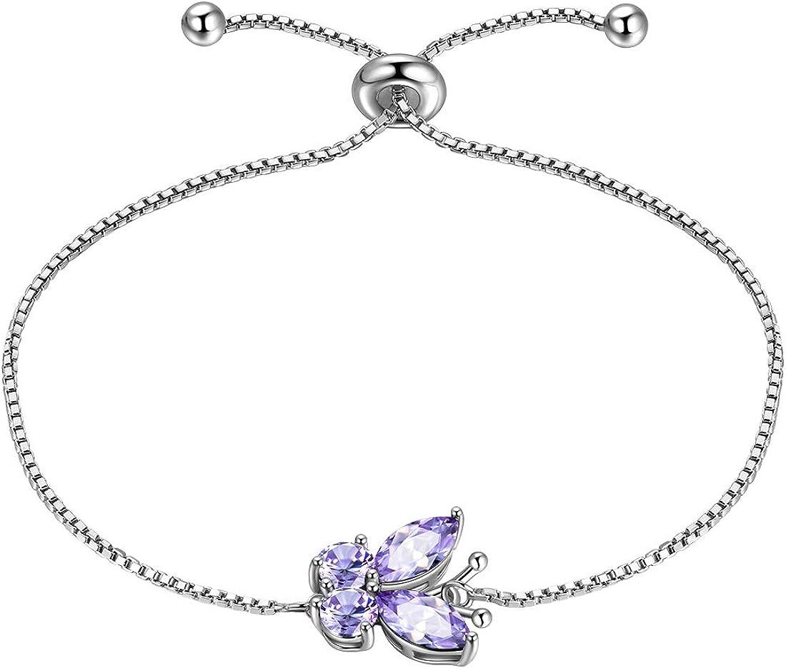 Aurora Tears Butterfly Jewelry Women Silver Sterling Butterf San Francisco Max 85% OFF Mall 925