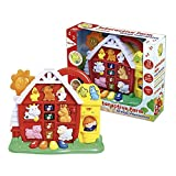 Navystar - Granja Interactiva Musical (CPA Toy Group 69001) , color/modelo surtido