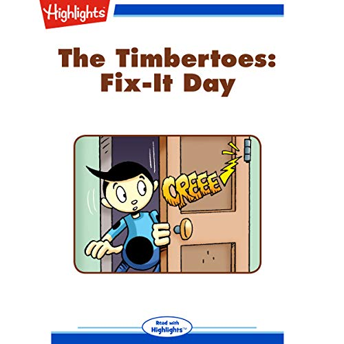 The Timbertoes: Fix-It Day copertina