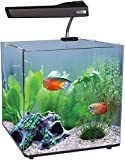 Aqua One Aqua Nano 40 55L Complete Tropical Glass Aquarium Set, 40 cm