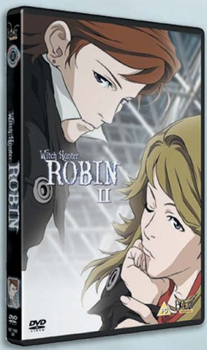 Witch Hunter Robin-Vol. 2