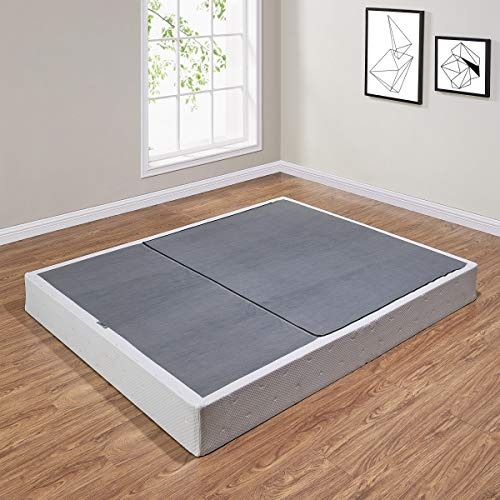 Mainstay Half-Fold Metal Box Spring, Queen