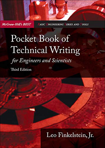 Technical Writing for Engineers & Scientists...