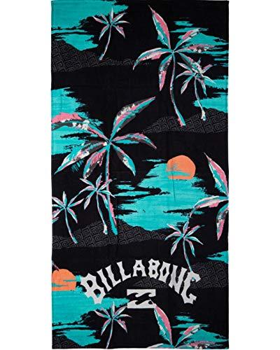 BILLABONG™ Waves - Toalla de Playa - Hombre - U - Negro ✅