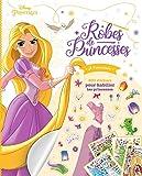 DISNEY PRINCESSES - Robes de Princesses - À l'aventure: 300 stickers pour habiller ta princesse
