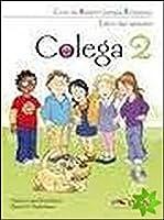 Colega: Libro del alumno + CD + Cuaderno de ejercicios (pack) 2