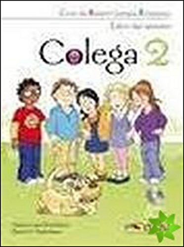 Colega:Libro Del Alumno + Cuaderno De Ejercicios + CD (Pack) 2 [Capa Comum]: Libro del alumno + CD + Cuaderno de ejercicios (pack) 2: Vol. 2