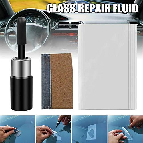 BestSiller Scheibenreparatur Glaskleber Reparatur Auto Risse Profi Qualität Reparatur Kein Mischen Erstarren unter natürlichem Licht