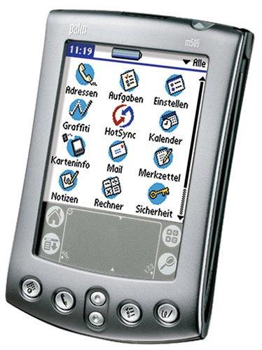 Palm m505 Handheld