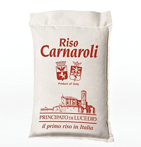 Principato di Lucedio - CARNAROLI Rijst Catering Line - 1 kg - Cellofaanzak met beschermende atmosfeer