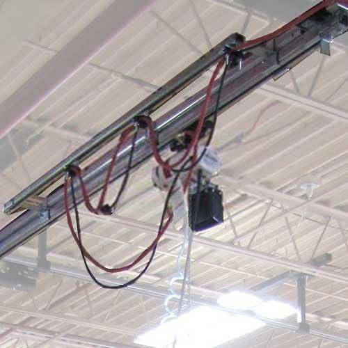 Hubbell Branded New Orleans Mall goods WS50-ET12 Heavy Duty Overhead Tool Crane Kit 50 12ft Lb