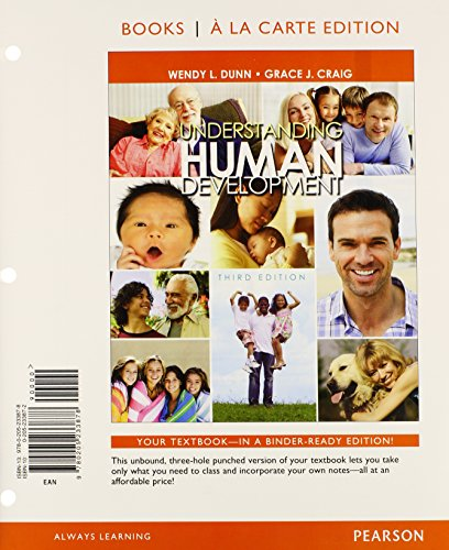 Understanding Human Development, Books a la Carte Plus NEW MyLab Psychology with eText -- Access Card Package (3rd Editi