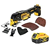 <span class='highlight'>Dewalt</span> <span class='highlight'>DCS355N</span> <span class='highlight'>Oscillating</span> <span class='highlight'>Multi</span>-Tool <span class='highlight'>18V</span> Cordless <span class='highlight'>Brushless</span> 1 x 5Ah Battery