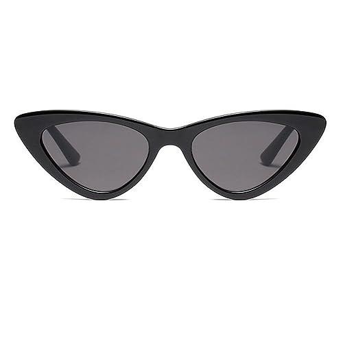 5a826599293f0f Meijunter Fashion Mod Chic Super Cat Eye Dreieck Sonnenbrille Frauen  Vintage Retro Brillen