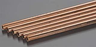 K&S Precision Metals 9513 Round Copper Tube, 7/32
