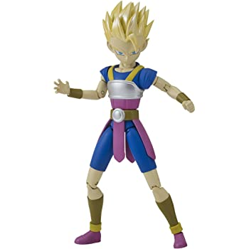dragon ball super figurine kale