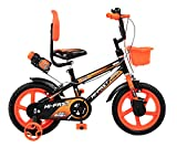 HI-FAST Children Semi-Assembled Yeah Baby Sports Cycles for 3 to 5 Years Boys and Girl (14 inch,...