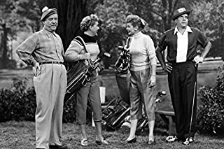 Gatsbe Exchange An 8x10 Photo I Love Lucy Playing Golf