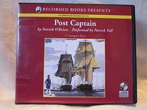 Post Captain by Patrick O'Brian Unabridged CD Audiobook