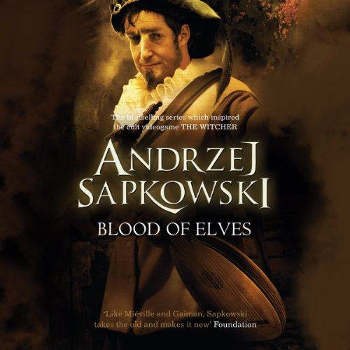 Blood of Elves by Andrzej Sapkowski - For more than a hundred years humans, dwarves, gnomes and elves lived together in relative peace....