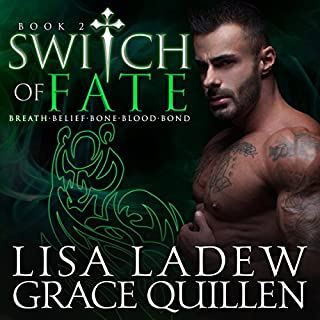 Switch of Fate, Book 2 audiobook cover art
