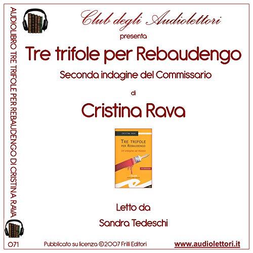 Tre Trifole per Rebaudengo copertina