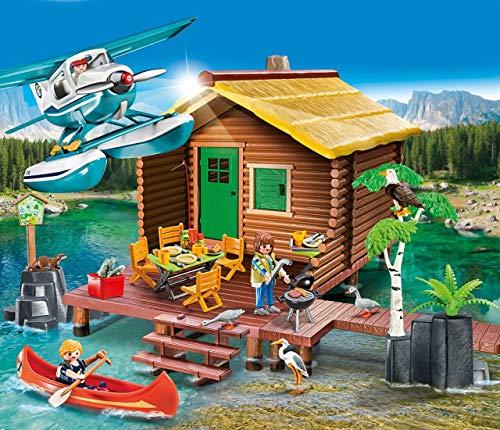 Playmobil - Cabaña en el Lago (9320)