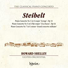 Steibelt: The Classical Piano Concertos, Vol. 2