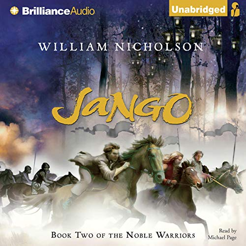Jango audiobook cover art