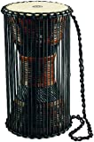 Meinl Percussion ATD-L - Talking Drum africano, misura L 8' (20,32 cm), colore: Marrone/nero