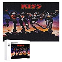 Kiss 300ピースのパズル木製パズル大人の贈り物子供の誕生日プレゼント