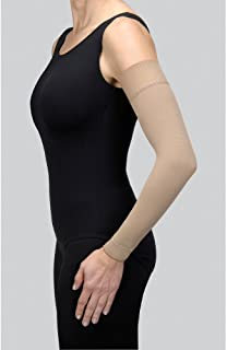 BSN Medical/Jobst 102340 Armsleeve with Silicone Band, 20-30 mmHg, Natural, Regular, Size 10
