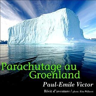Couverture de Parachutage au Groenland