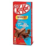 Your favorite chocolate covered crisp wafer fingers now in a great new taste A rich indulgent taste inspired by desserts provides a unique experience Savour a flavourful smooth milk chocolate over cocoa-wafer cubes, tastier than ever before Made with...
