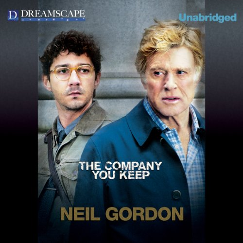 The Company You Keep audiobook cover art