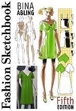 Fashion Sketchbook By Bina Abling (5th, Fifth Edition)