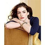 Poster Vintage Anne Hathaway Tv-Filmstar Qualität