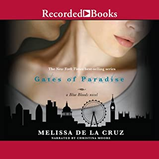 The Gates of Paradise audiobook cover art