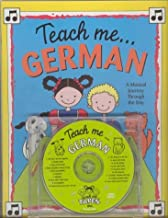 Teach Me German (Paperback and Audio CD): A Musical Journey Through the Day