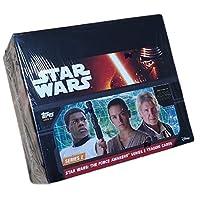 スターウォーズ THE Force Awakes series2 フォースの覚醒 1箱 24パック 6枚入り