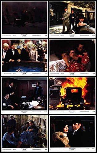 Capone - Authentic Original Max 62% OFF 10x8 Movie Max 59% OFF Stills Set Of