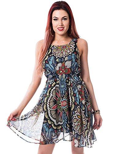 Innocent Lifestyle Kleid Sanna Dress Mehrfarbig M