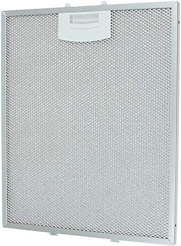 SPARES2GO Vent Extractor Filtro de malla metálica para ventilación de campana extractora Bosch (310 x 250 mm)