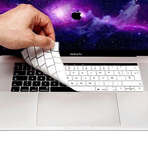 MyGadget Funda Teclado QWERTY Español para Apple MacBook