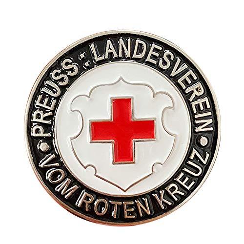 """GuDeKe \""""Preuss.LANDESVEREIN VOM ROTEN Kreuz Deutsch-Preußischer Landesverband des Roten Kreuzes Ehrenabzeichen"""